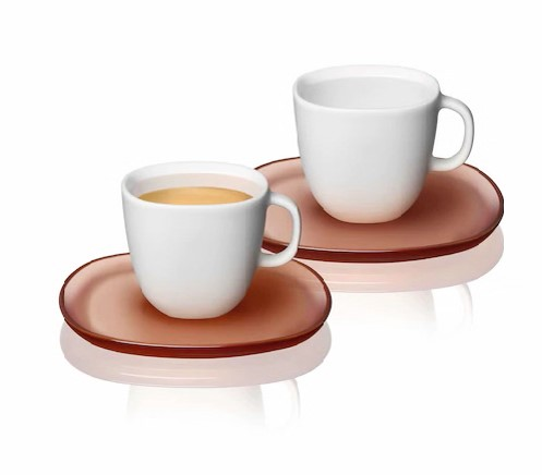 Duo de tasses VIEW Lungo