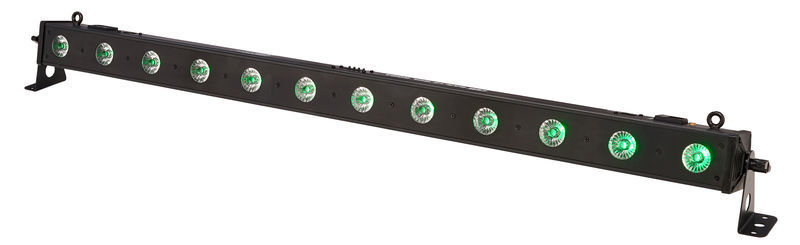 Projecteur barre LED Bar-12 QCL RGBA